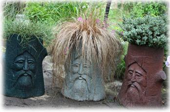 Wizard Log Heads